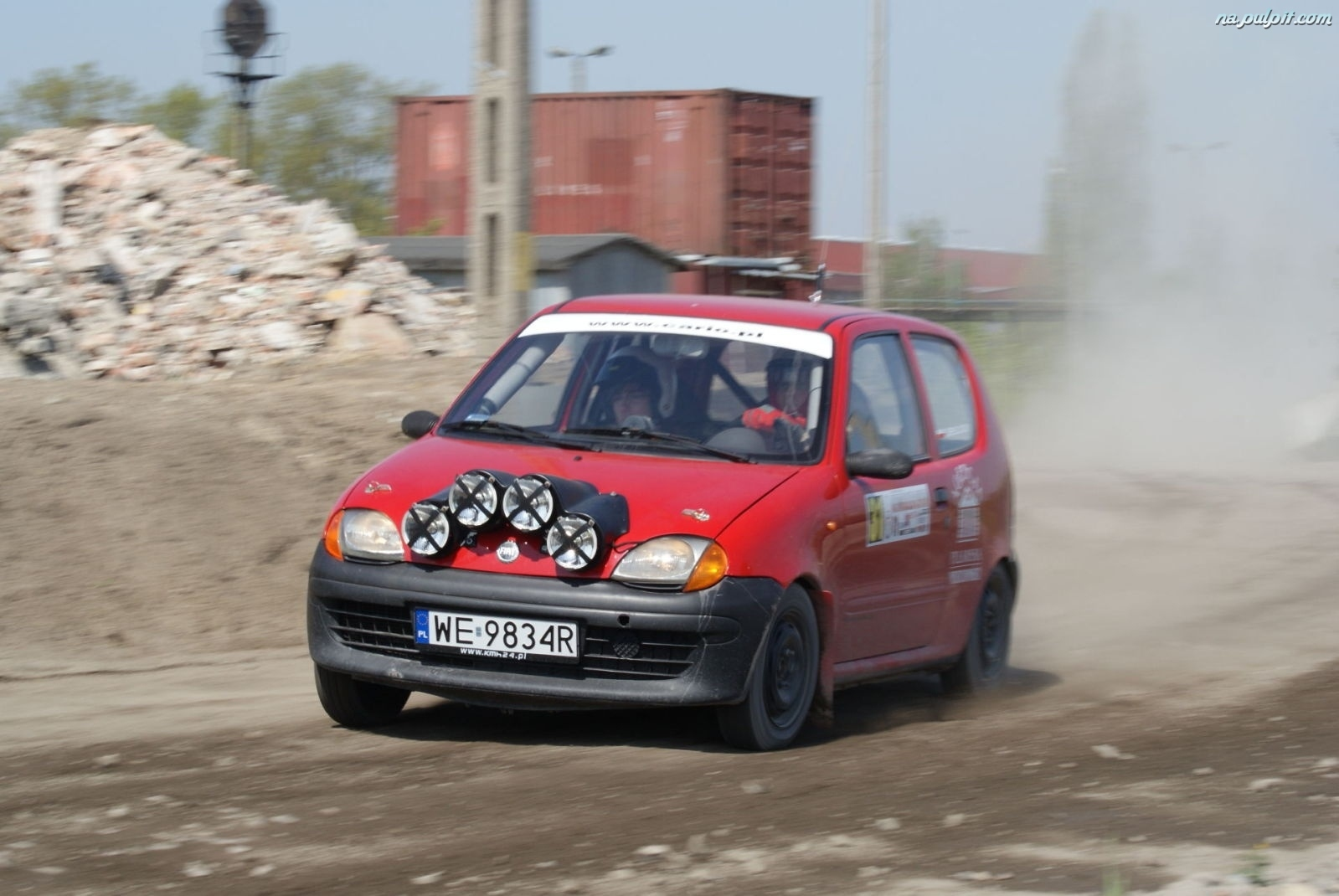fiat seicento wallpaper - photo #16